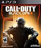 PS3 Call of Duty: Black Ops III Brand New Factory Sealed Playstation 3
