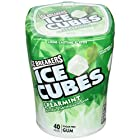 ICE BREAKERS ICE CUBES Sugar Free Spearmint Gum, 3.24 Ounce
