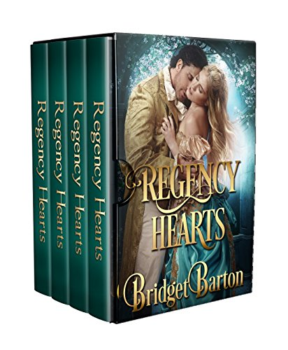 - Regency Romance Collection: Regency Hearts: The Historical Regency Romance Complete Series (Books 1-4)