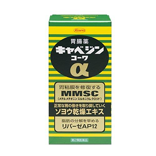 [위장약] 【제2 유의약품】카베진 코아α300정