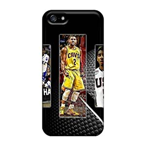 IanJoeyPatricia Iphone 5/5s Great Hard Phone Cases Support Personal Customs High-definition Kyrie Irving Series [pmp6890dLzB]