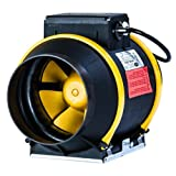 Can Fan Pro Series 420 CFM Max Fan, 6""