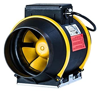 Can Fan Pro Series Inline Fans 6 inch