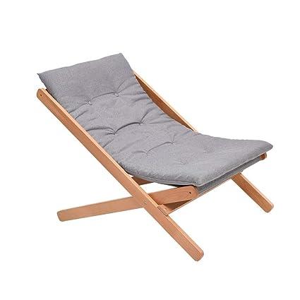 Pan&Pan Silla Plegable, sillas de Cubierta Sillones ...