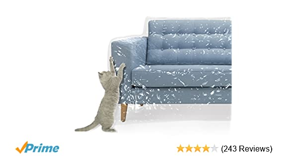 Amazon.com  Plastic Couch Cover For Pets  d654f0989