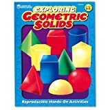 Exploring Geometric Solids, Marcy Gilbert, 1569115389