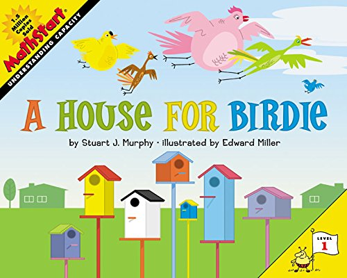 A House for Birdie (MathStart 1)