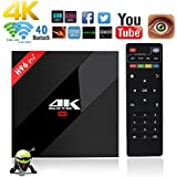Aoxun 4K TV Box Android 7.1 3G+32G Scatola intelligente H96 Pro+ Plus CPU Amlogic S912 Octa-core 64 bit con wifi smart set-top Scatola box Bluetooth 4.1 e True 4K Playing