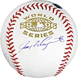 Detroit Tigers 2006 World Series Multi Signed Baseball - Fanatics Authentic Certified - Autographed Baseballs
