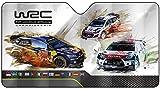 WRC 007202Race Front Sunshade Aluminium Insulating, Size L