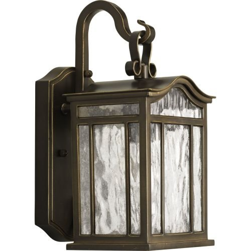 Wall Mounted Outdoor Oil Lamp - 5