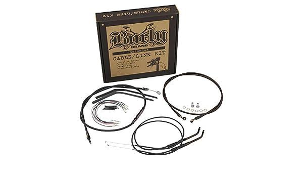 T-Bar Cable Kit B30-1137 Burly Brand 14/&Prime