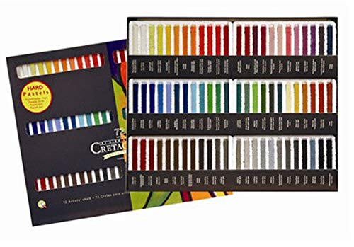 Cretacolor Fine Art Pastel Carré set of 72 - Best Price on web