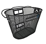 KneeRover Knee Scooter Basket Accessory with Convenient Handle - Compatible with Most Knee Scooters