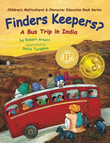 Finders Keepers?: A Bus Trip in India (Children