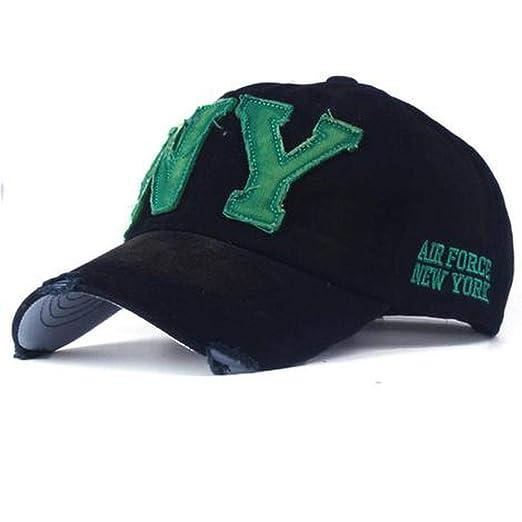 Amazon.com: Eagleshop Snapback Hats for Men Baseball Cap Gorras ny Embroidery Spring Cap BX039: Clothing