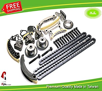 Amazon.com: OPEL VAUXHALL 2.8 V6 TIMING CHAIN KIT A28NER Z28NEL Z28NET Z32SEE with Gears: Automotive