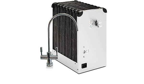 Enfriador de bajo fregadero 2Â VÃas Agua Ambiente y refrigerata ...