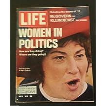 Life Magazine - JUNE 9, 1972 - 6/9/72 Bella Abzug Cover