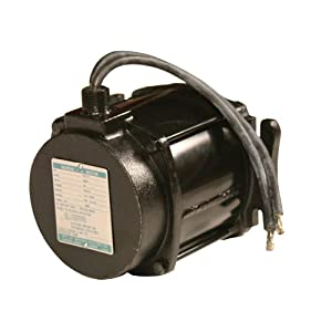 Reelcraft S260583 12V DC Explosion Proof Electric Motor, 1/2 HP