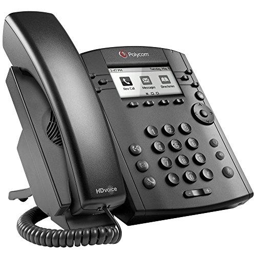 Polycom VVX 311 IP Phone Skype for Business Edition by Polycom