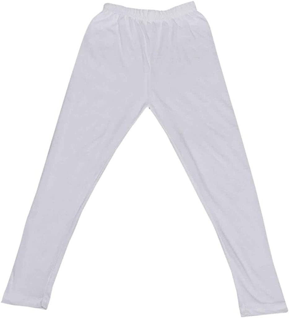 Indistar Boys Super Soft Ankle Length Cotton Lycra Leggings Pack of 2