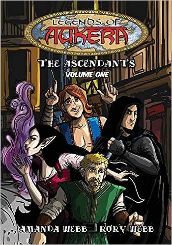Amazon com: Legends of Aukera: The Ascendants - Volume One