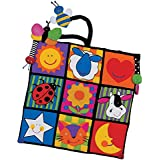 IQ Baby Small World Toys Busy Bee Play Mat