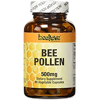 Amazon.com: Spring Valley - Bee Pollen 550 mg, 100