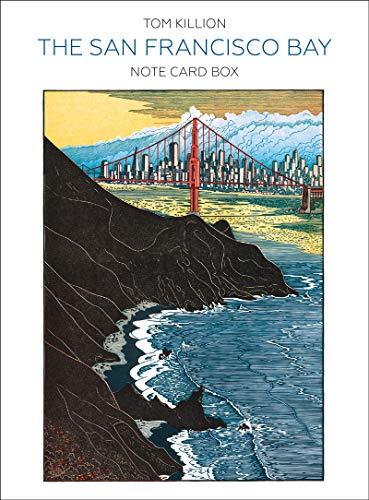 The San Francisco Bay Note Card Box