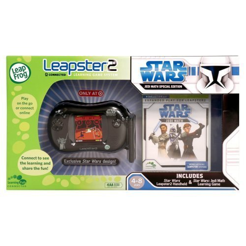 LeapFrog Leapster 2 Special Edition Star Wars Gift Pack by LeapFrog