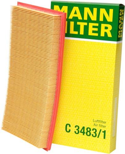 Mann-Filter C 3483/1 Air Filter 264 Air Filter