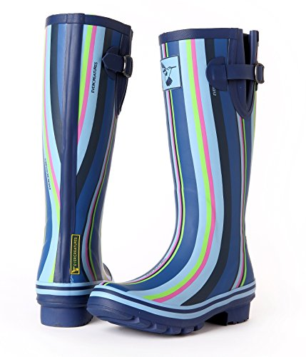 Evercreatures Mother Love Tall Wellington Boots Size 3 nz2a0v