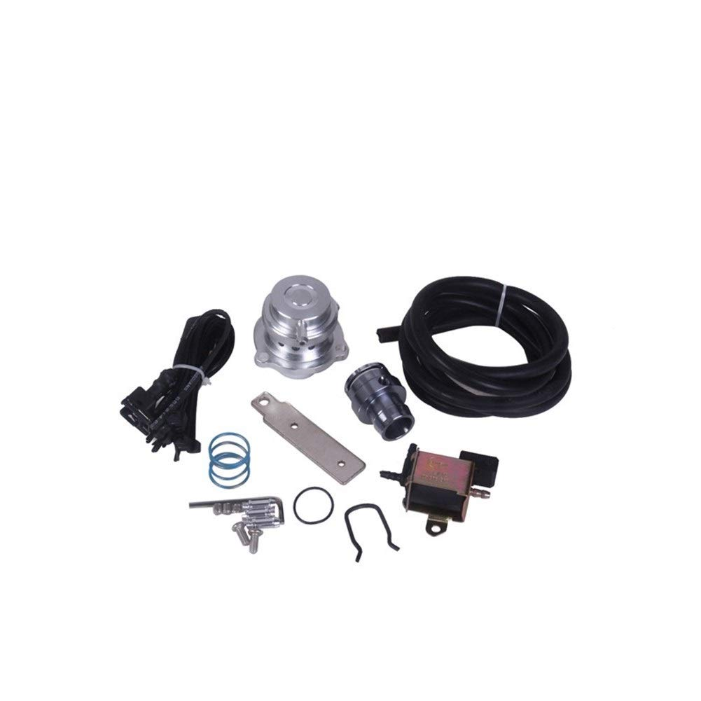 Bin Zhang Modified integrated pressure relief valve Compatible with A u d i 2.0T Compatible with V O L K S W A G E N Golf Compatible with Sagitar Gourmet GTI CC Pressure Relief Valve Kit by Bin Zhang