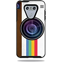 MightySkins Protective Vinyl Skin Decal for OtterBox SymmetryLG G6 Case sticker wrap cover sticker skins Vintage Polaroid