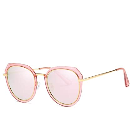 1dfeee2894fd4 Amazon.com  YWYU 2019 New Glasses Sunglasses Korean Version of The Trend of  Large Frame Mirror Ladies Shade Driving TAC Polarized Sunglasses (Color    B)  ...