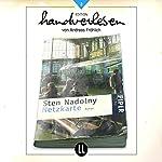 Netzkarte. Aus der Edition Handverlesen | Sten Nadolny