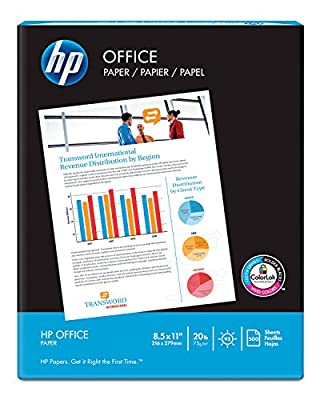 500 sheets/ 1ream HP Copy Paper for HP Printer