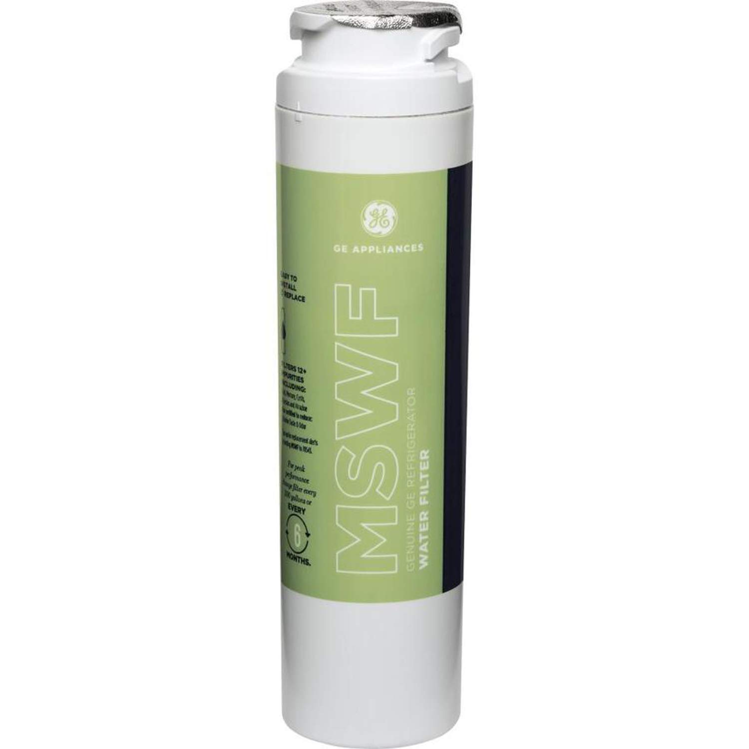 Larkspur Outlet Smartwater MSWF 6-Month Refrigerator Replacement Cartridge Water Filter
