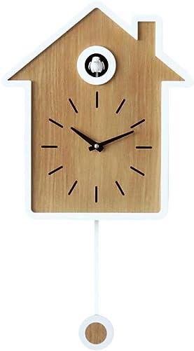 Dailyfun Bird Clock Simple Cuckoo Clock