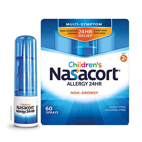 Nasacort Children's Allergy 24HR