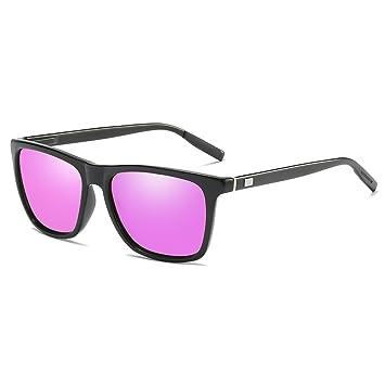 Expresstech @ Gafas de Sol Polarizadas Unisex Protección UV400 para Hombres y Mujeres Conducir Pescar IR