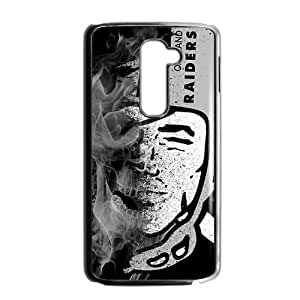 Best Oakland Raiders Phone Case for LG G2 by icecream design