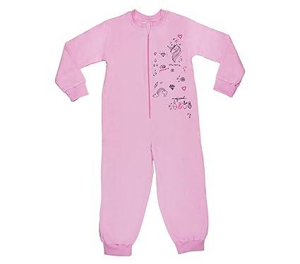 Paw Patrol Baby Mädchen 100/% Cotton Schlafanzug Strampler Disney