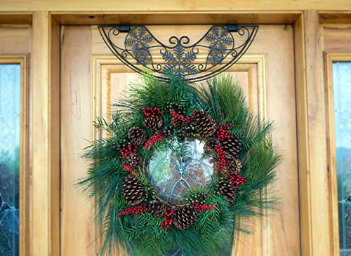 VILLAGE LIGHTING COMPANY Village Lighting Snowflake Adjustable Wreath Hanger