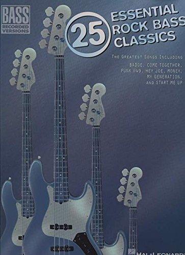 String Music Bass Free (25 Essential Rock Bass Classics)
