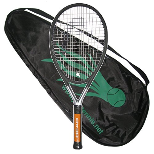Head Ti.S6 STRUNG with COVER Tennis Racquet (4-1/8)
