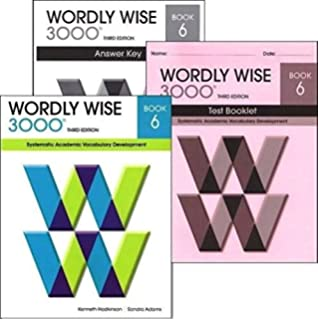 Wordly wise 3000 grade 6 set student answer key and tests wordly wise 3000 grade 6 set student answer key and tests systematic fandeluxe Image collections