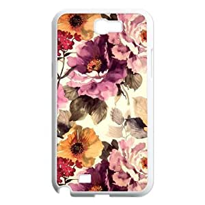 Prints Samsung Galaxy Note 2 Case White Yearinspace988222