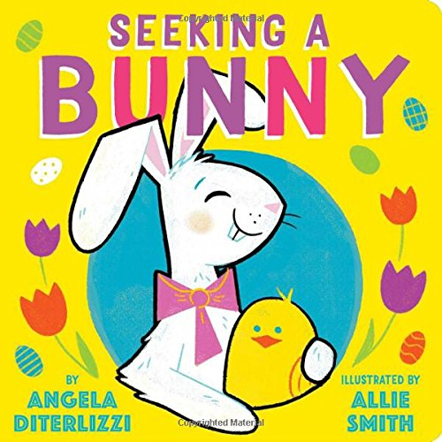 Seeking a Bunny (Easter Scavenger Hunt Ideas)